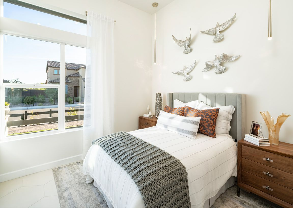Bedroom featured in the Montierra By Toll Brothers in Phoenix-Mesa, AZ
