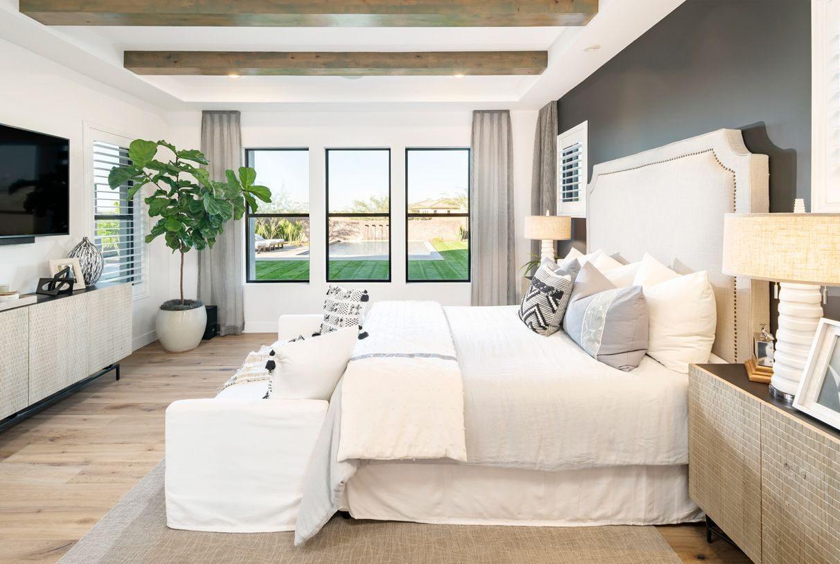Bedroom featured in the Escena By Toll Brothers in Phoenix-Mesa, AZ