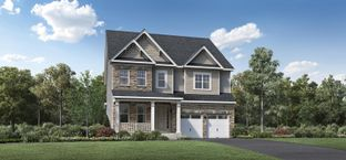 Finnell - Toll Brothers at Turf Valley - Single-Family Homes: Ellicott City, District Of Columbia - Toll Brothers