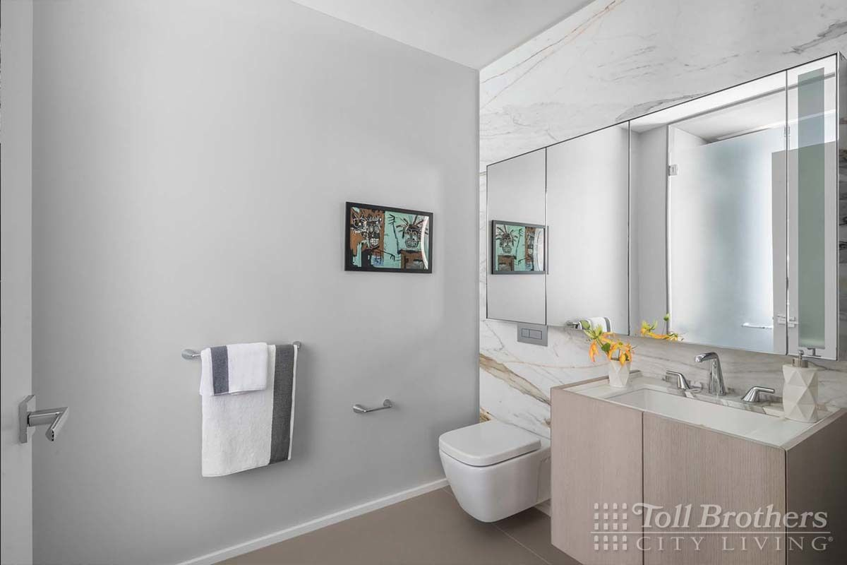 Bathroom featured in the S803 By Toll Brothers in New York, NY