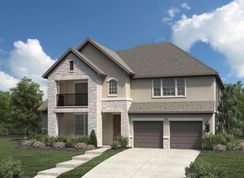 Morrison - Sienna - Select Collection: Missouri City, Texas - Toll Brothers