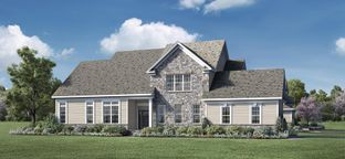 Kinkade - Reserve at Franklin Lakes - Carriages Collection: Franklin Lakes, New Jersey - Toll Brothers