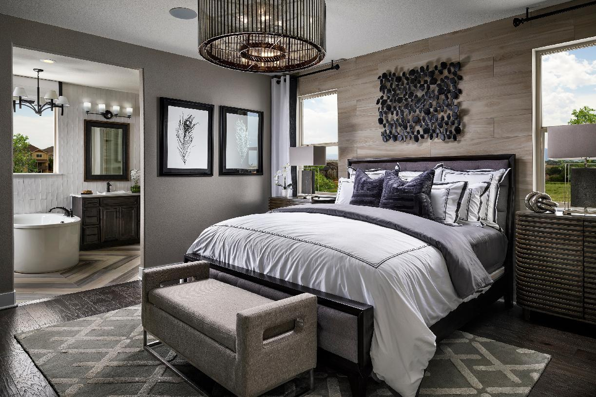 Bedroom featured in the Hayden II By Toll Brothers in Fort Collins-Loveland, CO