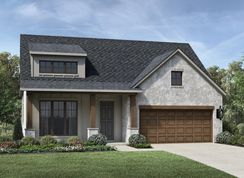 Aubrey - Woodson's Reserve - Villa Collection: Spring, Texas - Toll Brothers