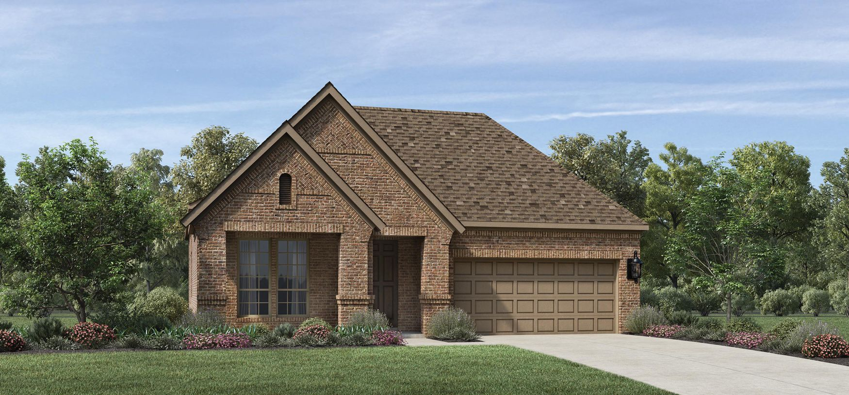 Exterior featured in the Aubrey By Toll Brothers in Houston, TX