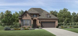 Bryson - Woodson's Reserve - Villa Collection: Spring, Texas - Toll Brothers