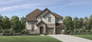 Howard - Woodson's Reserve - Villa Collection: Spring, Texas - Toll Brothers