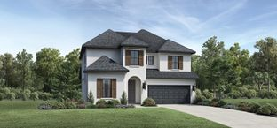 Wimberly - Woodson's Reserve - Villa Collection: Spring, Texas - Toll Brothers