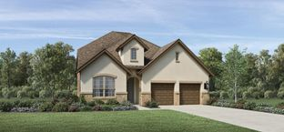 Adler - Woodson's Reserve - Villa Collection: Spring, Texas - Toll Brothers