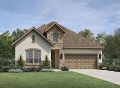Lawson - Woodson's Reserve - Villa Collection: Spring, Texas - Toll Brothers