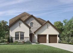 Presley - Woodson's Reserve - Villa Collection: Spring, Texas - Toll Brothers