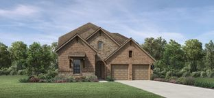 Presley Manor - Woodson's Reserve - Villa Collection: Spring, Texas - Toll Brothers