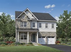 Rockledge - Toll Brothers at Turf Valley - Single-Family Homes: Ellicott City, Maryland - Toll Brothers