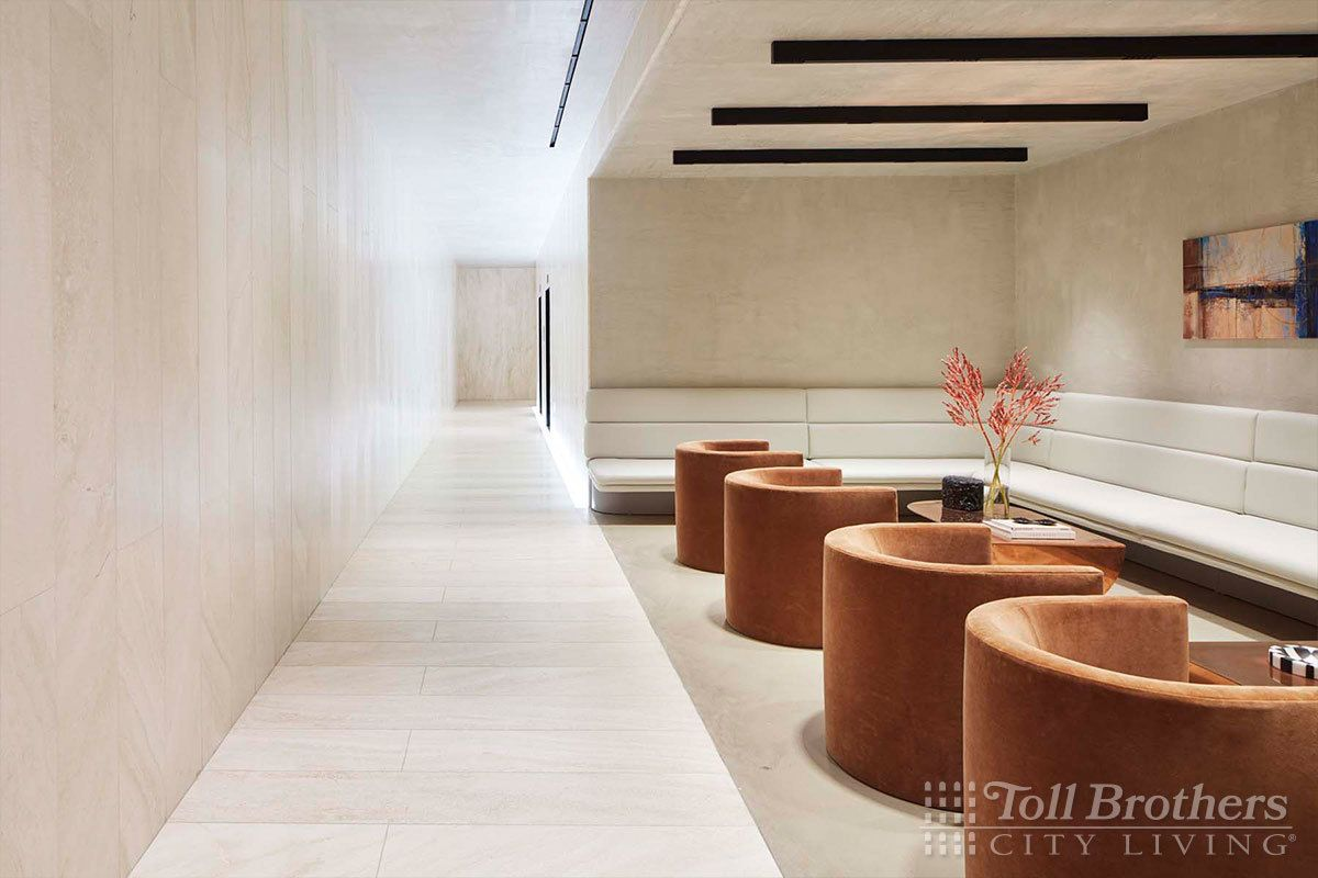 Living Area featured in the SPH By Toll Brothers in New York, NY