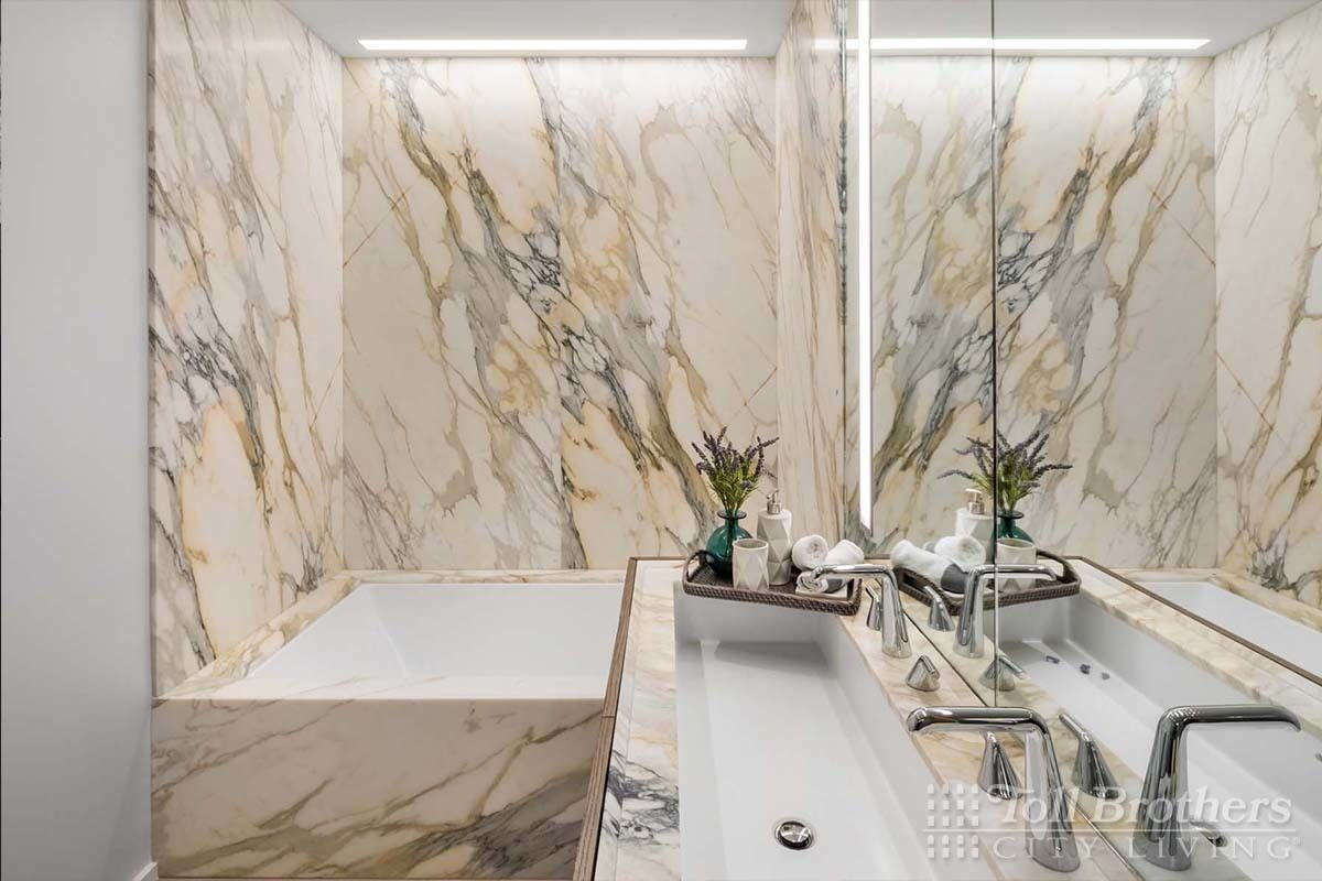 Bathroom featured in the N908 By Toll Brothers in New York, NY