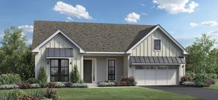 Odessa - Enclave at The Promenade: Dresher, Pennsylvania - Toll Brothers