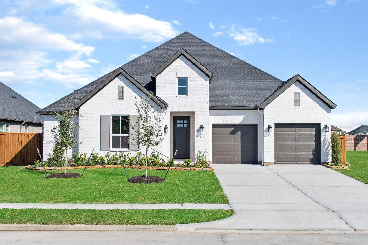 Exterior featured in the Loralai By Toll Brothers in Houston, TX