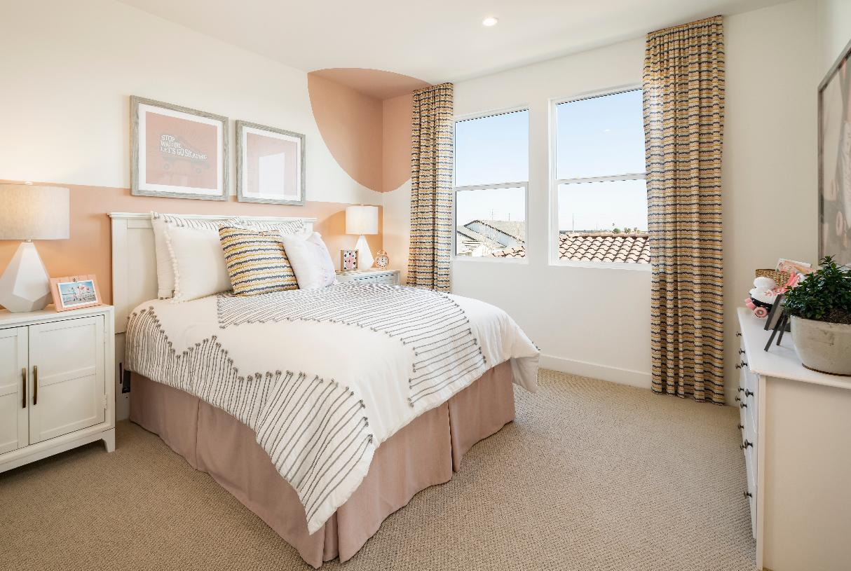 Bedroom featured in the Ballantyne By Toll Brothers in Phoenix-Mesa, AZ