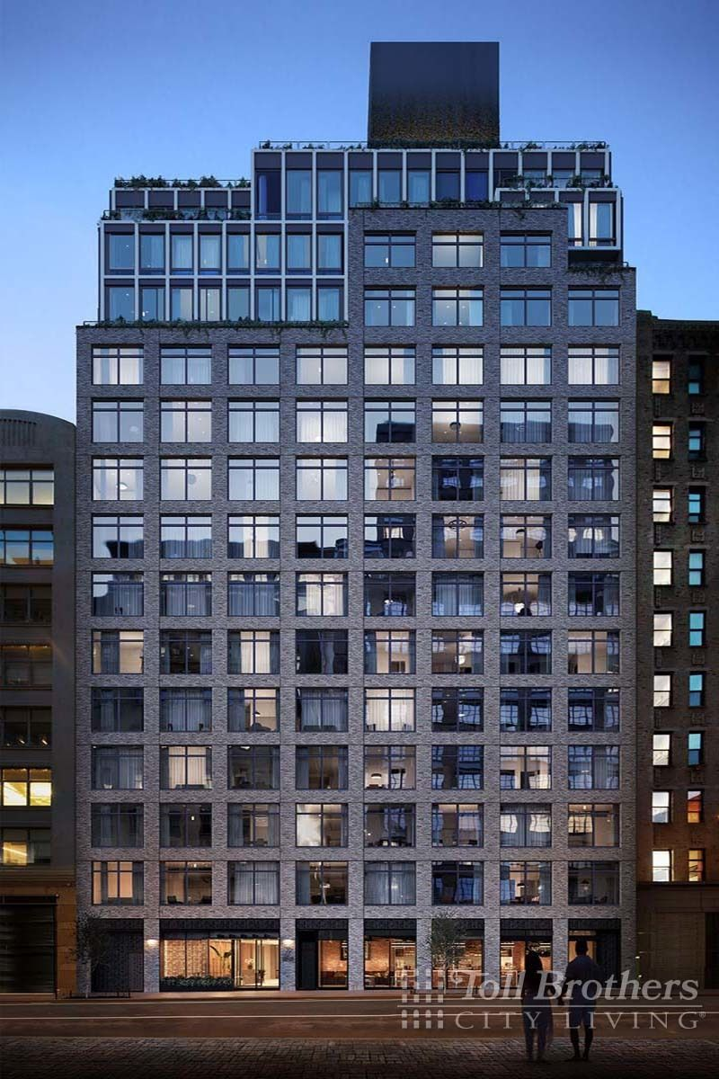 Exterior featured in the N9B By Toll Brothers in New York, NY