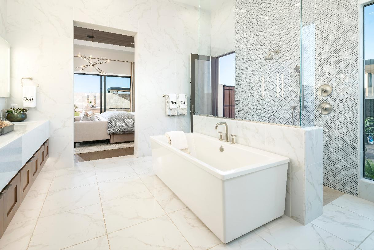 Bathroom featured in the Madison By Toll Brothers in Phoenix-Mesa, AZ