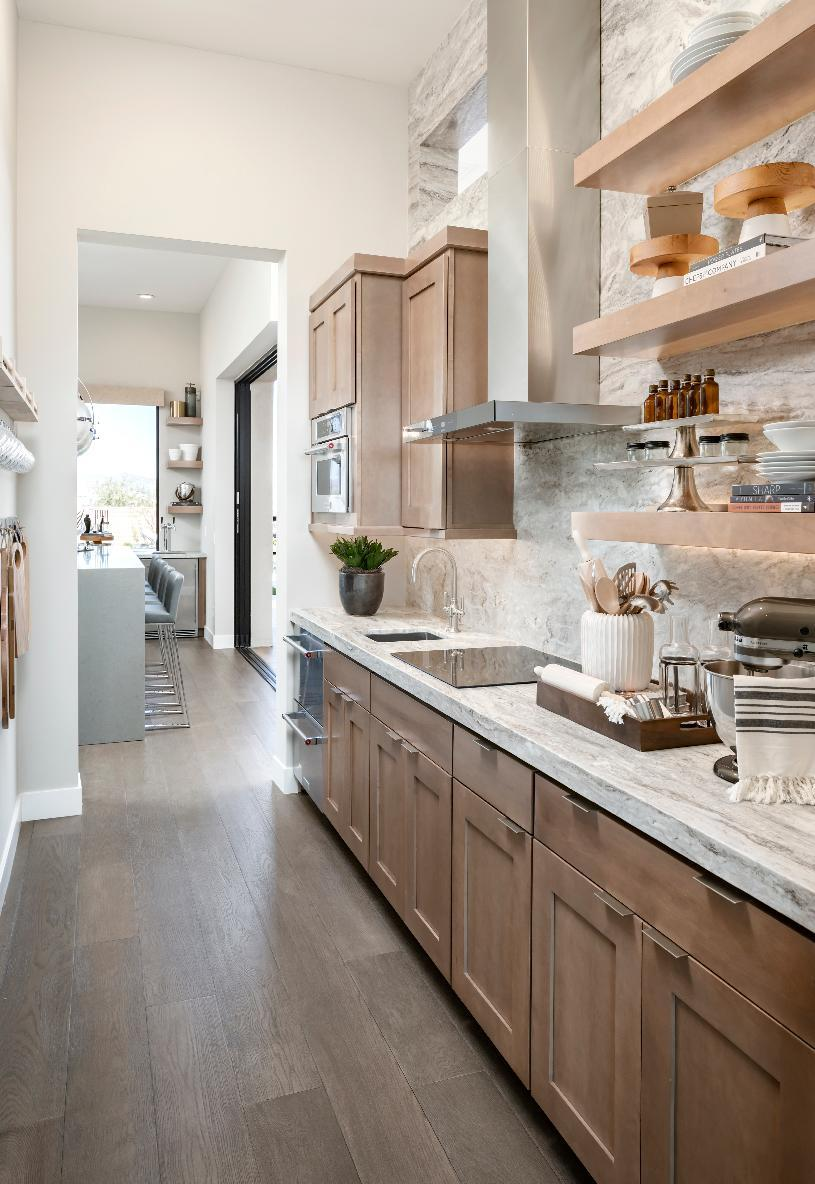 Kitchen featured in the Madison By Toll Brothers in Phoenix-Mesa, AZ