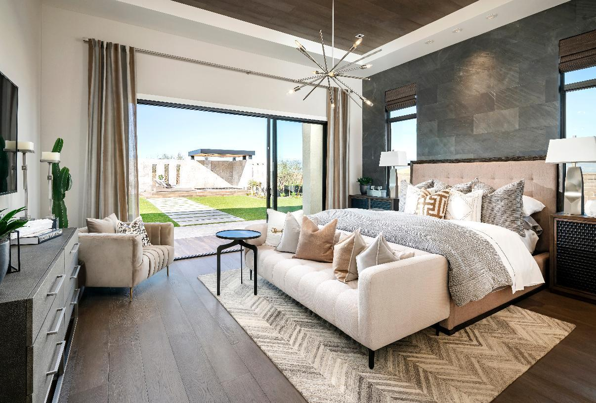 Bedroom featured in the Madison By Toll Brothers in Phoenix-Mesa, AZ
