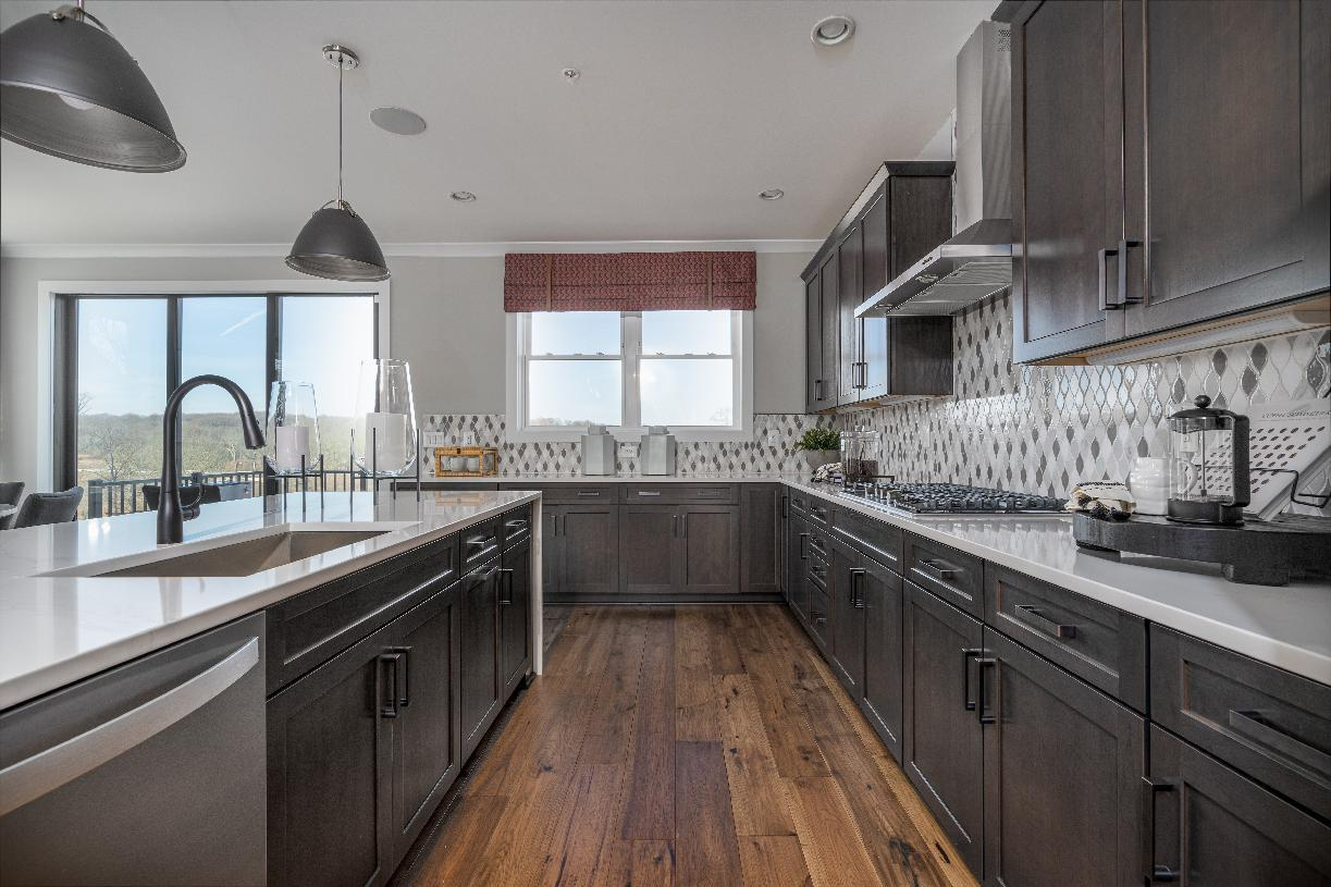 Kitchen featured in the Stonemont By Toll Brothers in Baltimore, MD