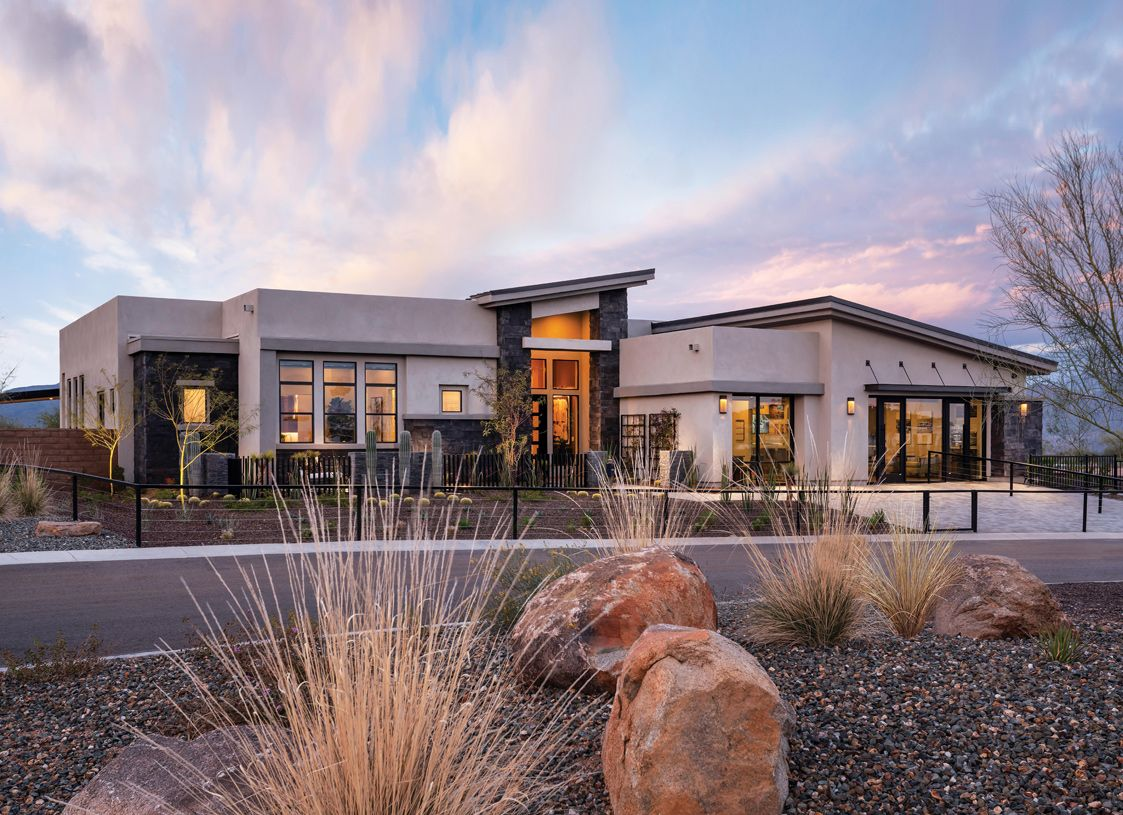 Exterior featured in the Madison By Toll Brothers in Phoenix-Mesa, AZ