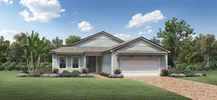Saddlebrook - Lakeview at Grand Oaks: Saint Augustine, Florida - Toll Brothers