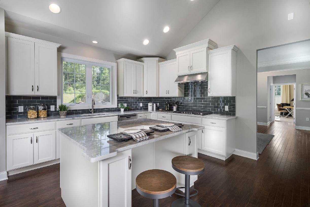 Kitchen featured in the Bethel By Toll Brothers in Waterbury, CT