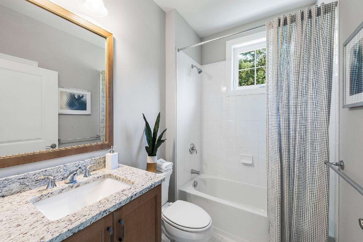 Bathroom featured in the Bethel By Toll Brothers in Waterbury, CT