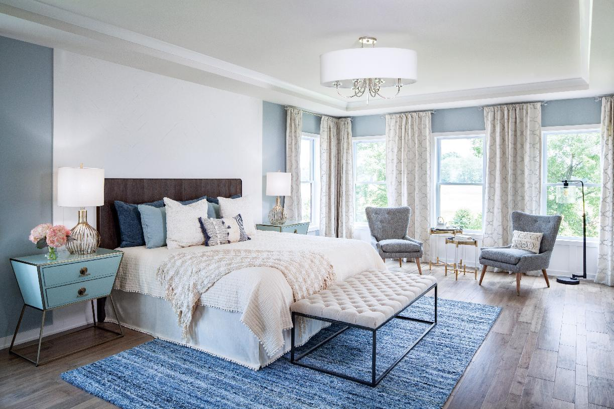 Bedroom featured in the Finnell By Toll Brothers in Baltimore, MD