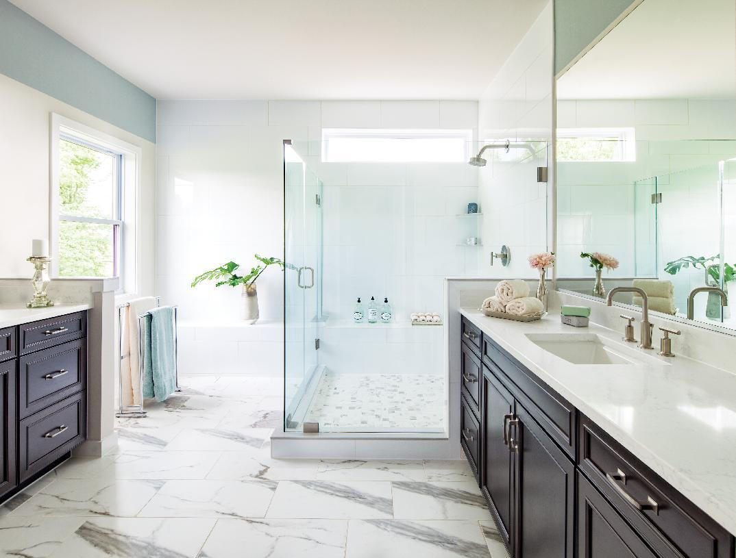 Bathroom featured in the Finnell By Toll Brothers in Baltimore, MD