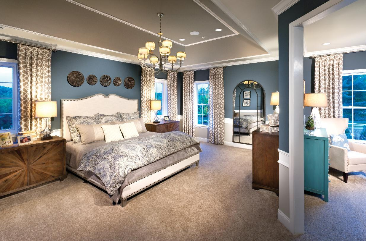 Bedroom featured in the Woodbridge By Toll Brothers in Baltimore, MD
