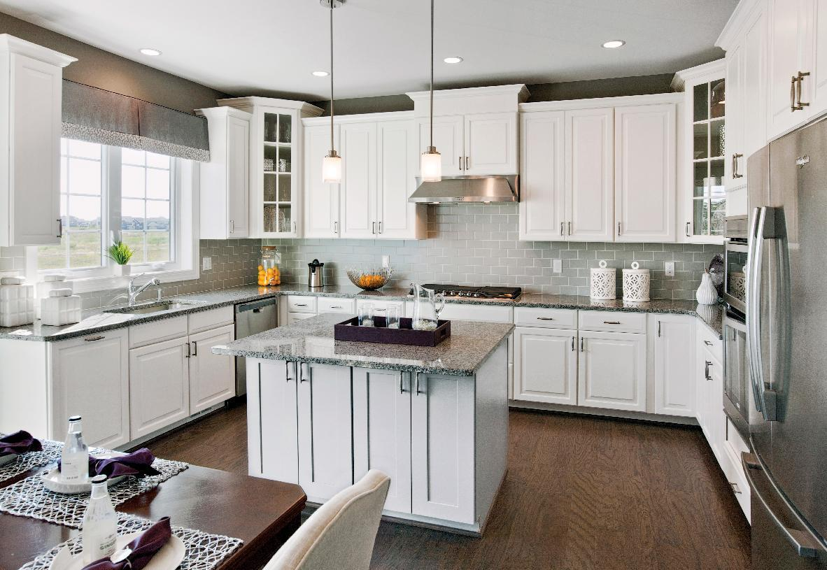 Kitchen featured in the Ellsworth II By Toll Brothers in Detroit, MI