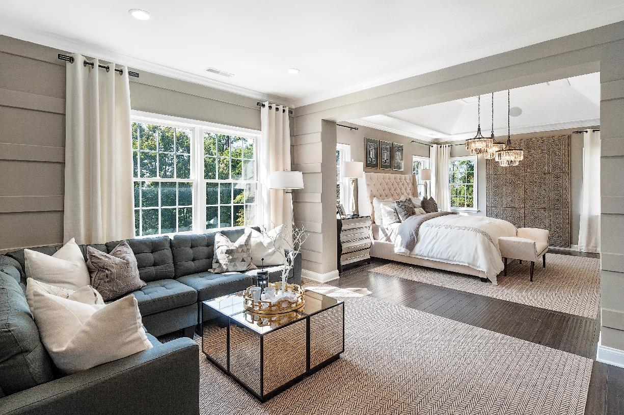 Bedroom featured in the Sterling By Toll Brothers in Boston, MA