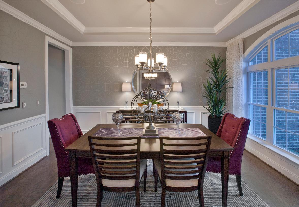 Living Area featured in the Ellsworth II By Toll Brothers in Detroit, MI