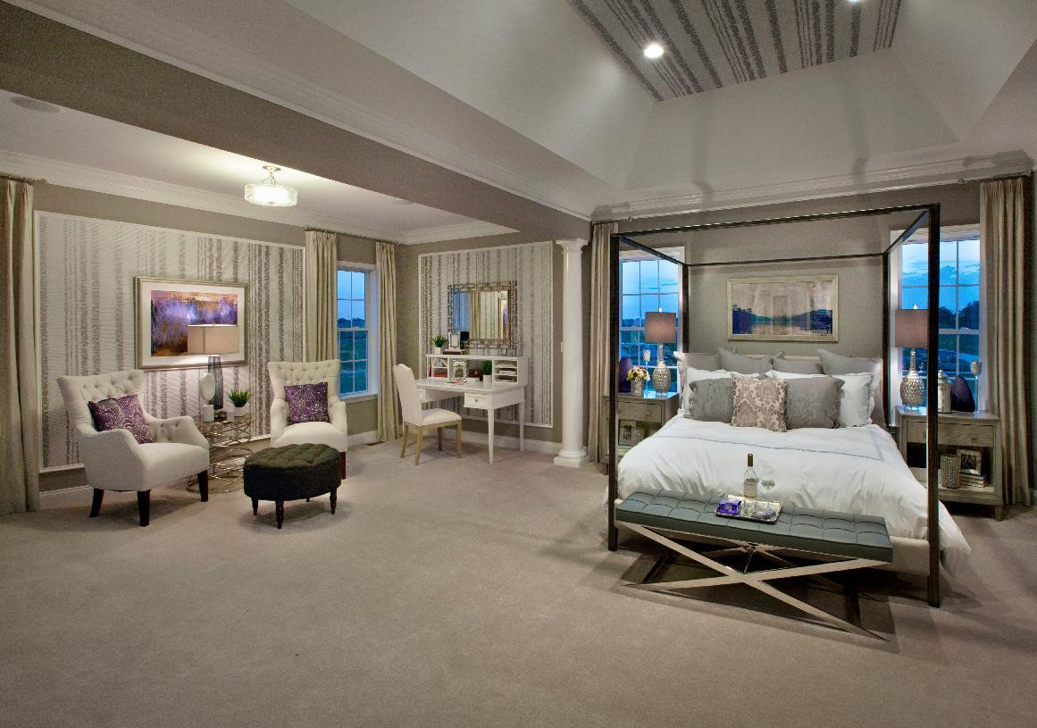Bedroom featured in the Ellsworth II By Toll Brothers in Detroit, MI