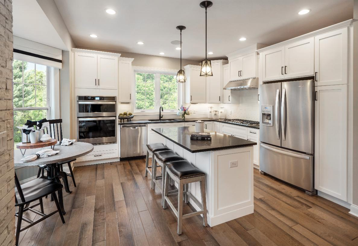 Kitchen featured in the Lehman By Toll Brothers in Danbury, CT