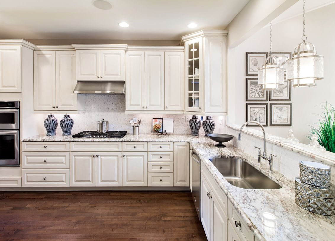 Kitchen featured in the Henderson By Toll Brothers in Ann Arbor, MI
