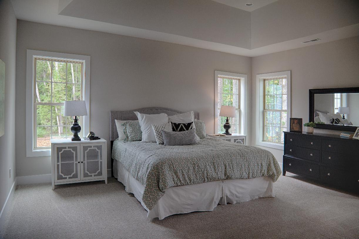 Bedroom featured in the Pine Hill By Toll Brothers in Danbury, CT