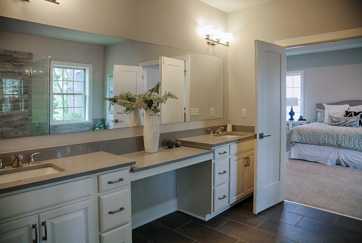 Bathroom featured in the Pine Hill By Toll Brothers in Danbury, CT