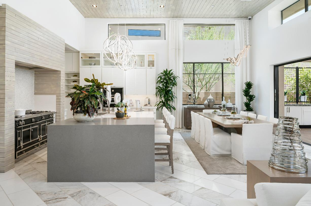 Kitchen featured in the Parker (AZ) By Toll Brothers in Phoenix-Mesa, AZ