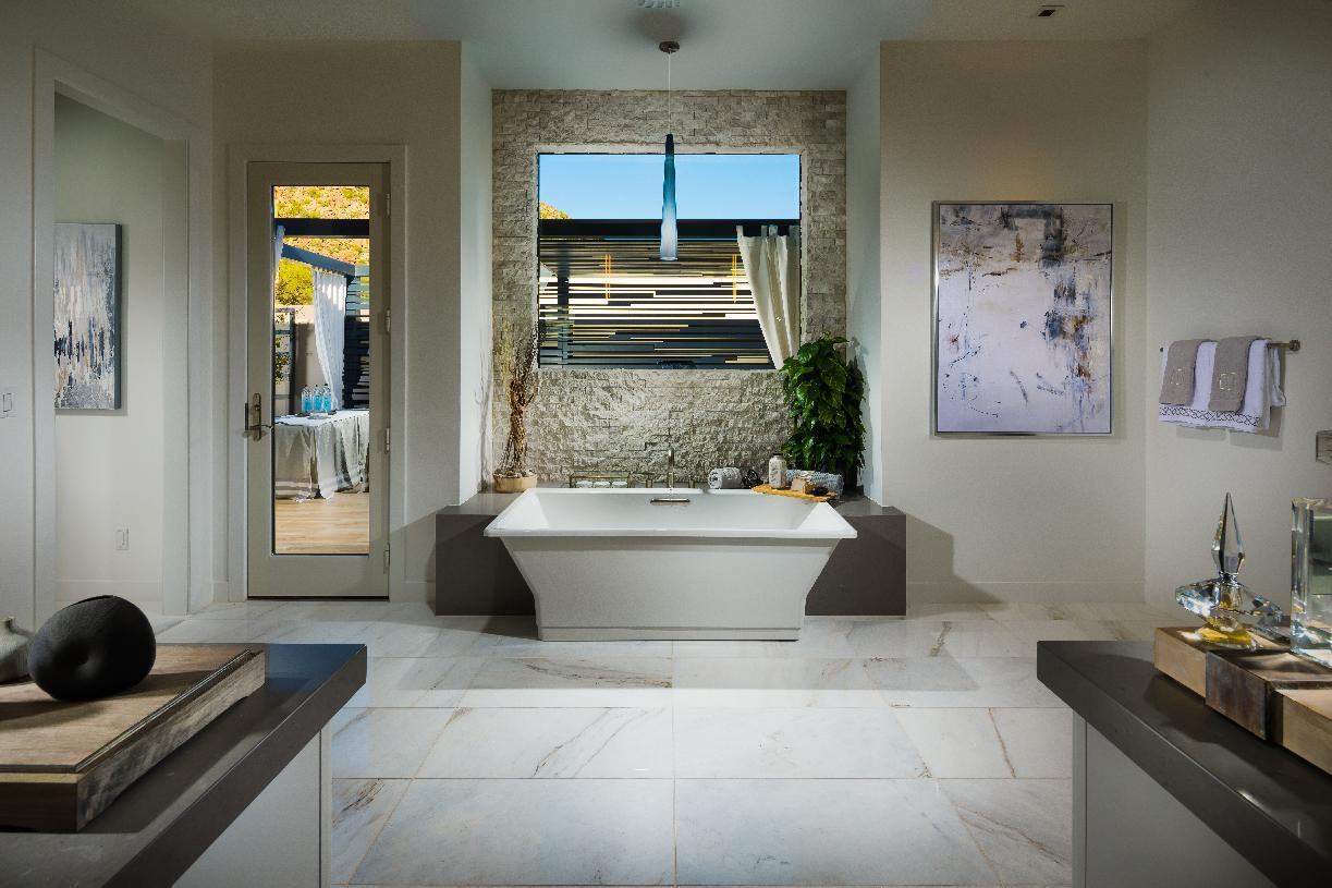 Bathroom featured in the Parker (AZ) By Toll Brothers in Phoenix-Mesa, AZ