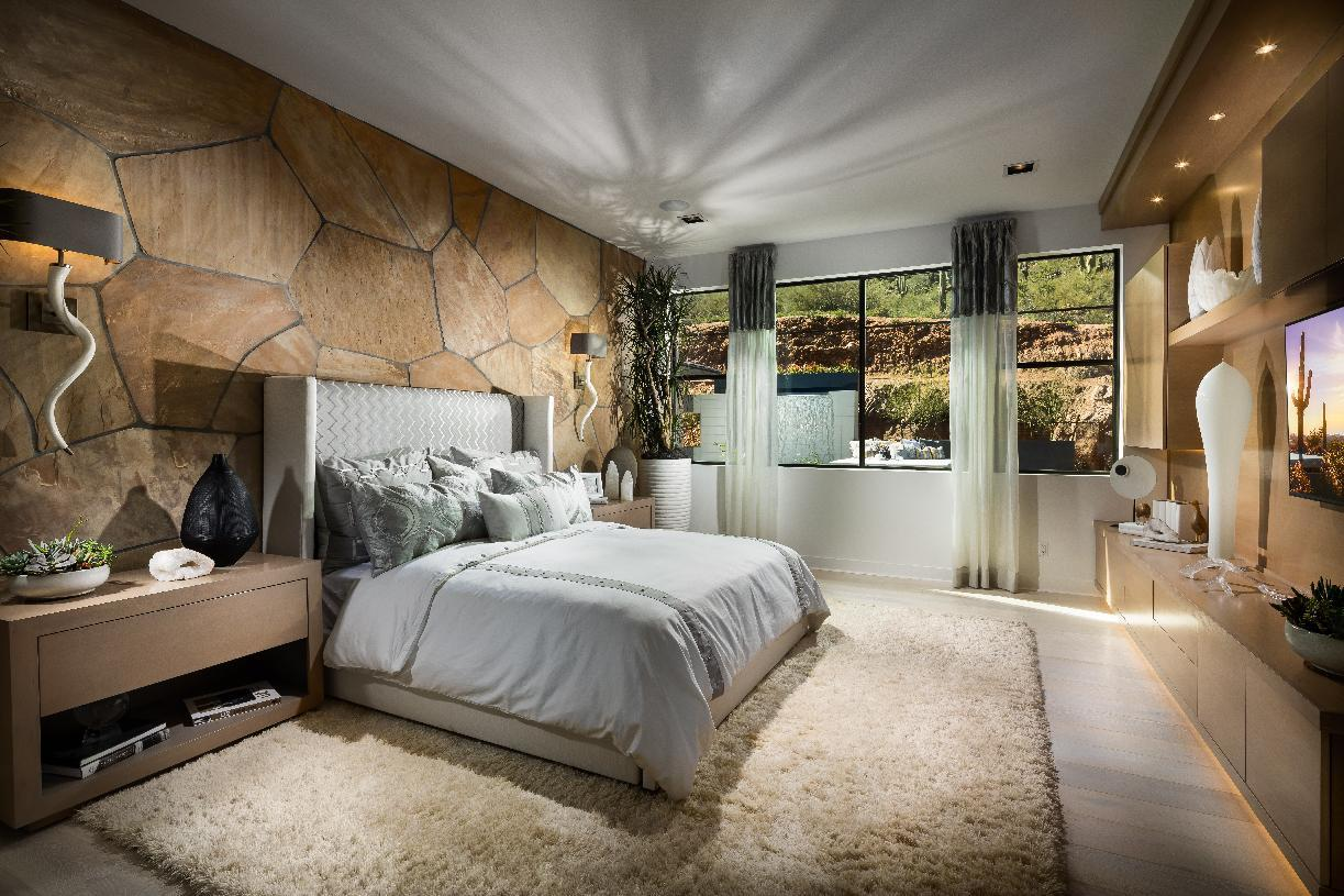 Bedroom featured in the Parker (AZ) By Toll Brothers in Phoenix-Mesa, AZ