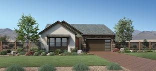 Addison Modern Ranch - Copper View at Caramella Ranch: Reno, Nevada - Toll Brothers