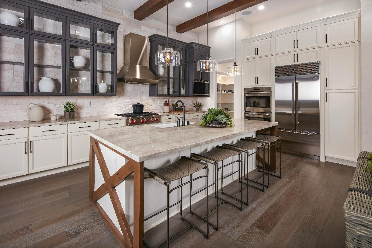Kitchen featured in the Allure By Toll Brothers in Reno, NV