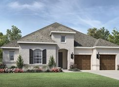 Draper - Woodson's Reserve - Select Collection: Spring, Texas - Toll Brothers