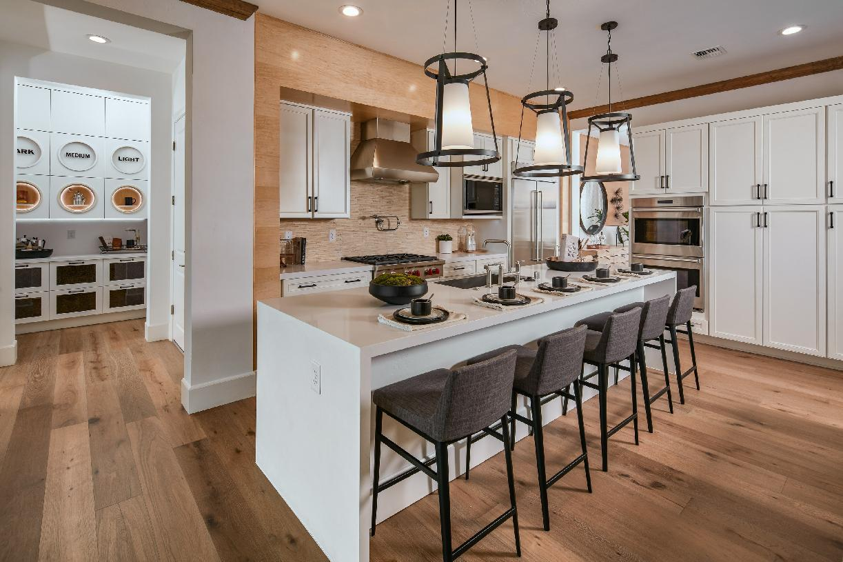 'Regency at Caramella Ranch - Mayfield Collection' by Toll Brothers-NV - RENO in Reno