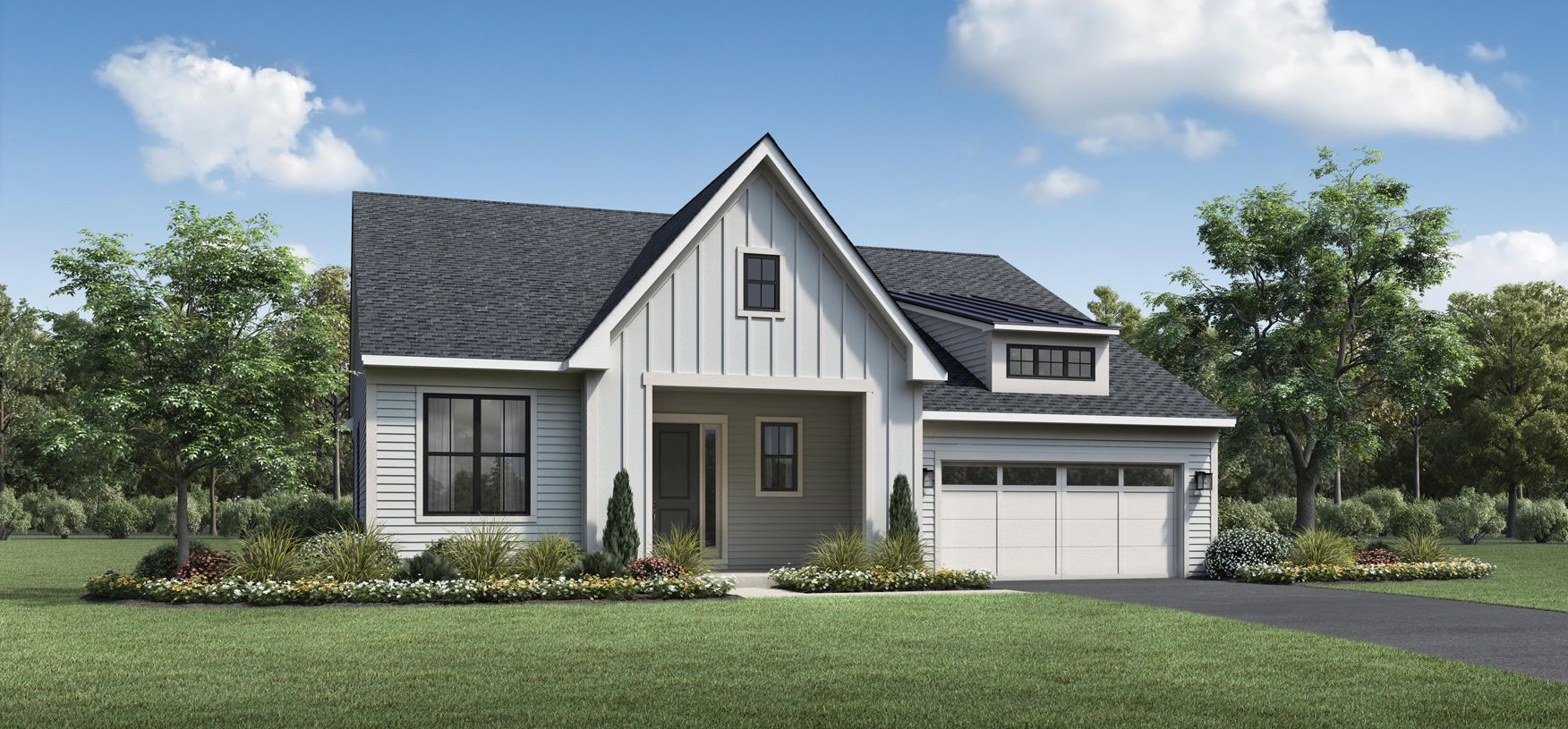 Exterior featured in the Bayhill By Toll Brothers in Philadelphia, PA
